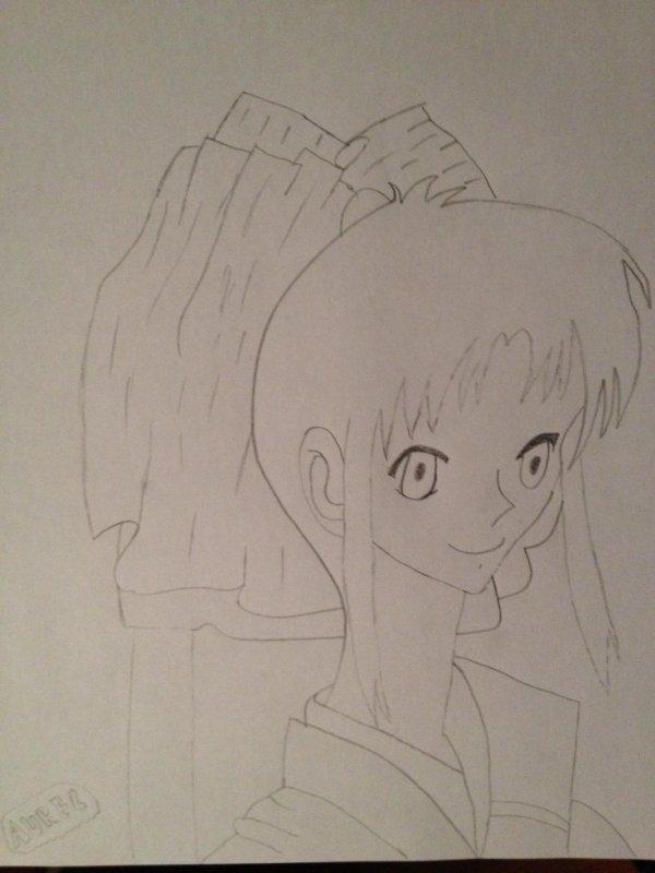 kaoru , du manga Kenshin