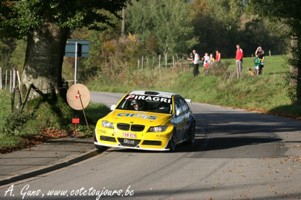 East Belgian rally 2010