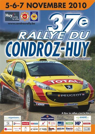 Rallye du Condroz 2010