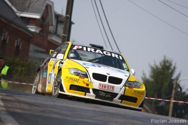 Rallye des Ardennes 2011