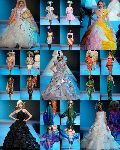 Défilé   Dior    :     2011/2012    Automne/Hiver