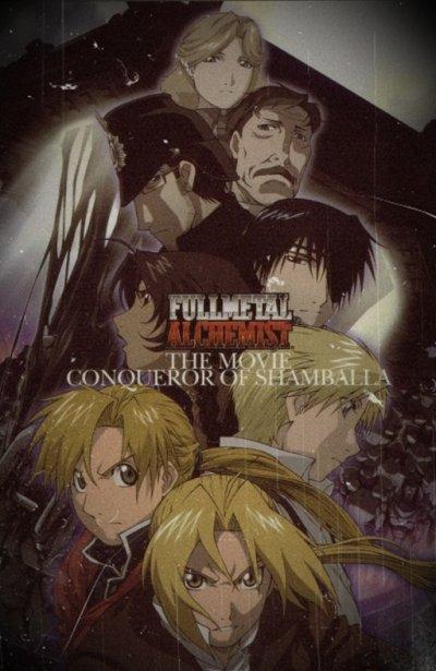 """L'histoire du film """" Fullmetal Alchemist: Conqueror of Shamballa """""""