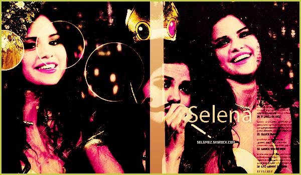 * Bienvenue sur SelGmez , votre source d'actualité sur la belle Selena Gomez ! Tu pourras suivre et / ou découvrir jour après jour l'actualité de Selena Maria Gomez : candids, apparences, photoshoot, events... *