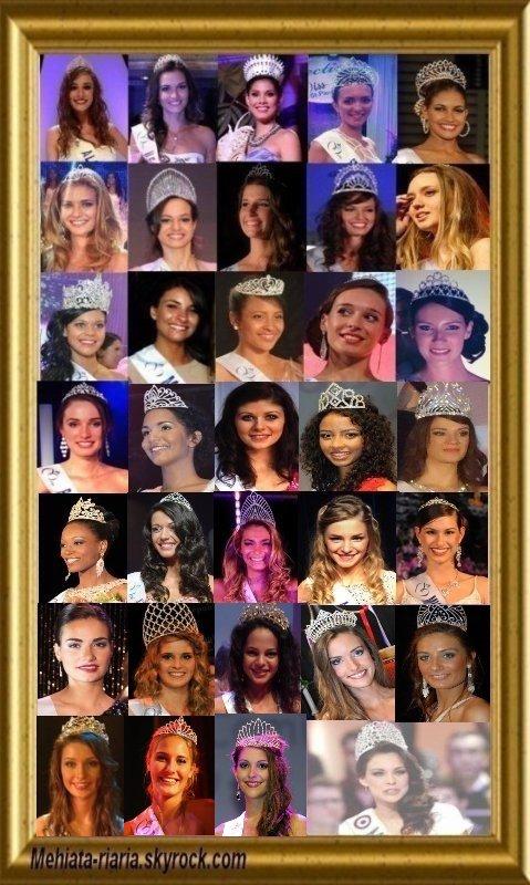 Qui sera Miss France 2014?