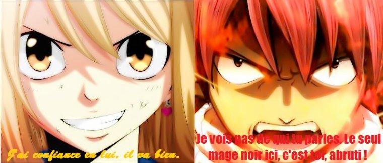 Fanfiction Fairy Tail, Chapitre 7.