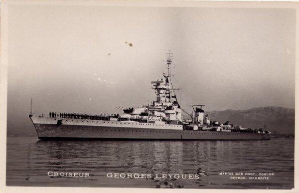 """""""Marine""""  -  Croiseur Georges Leygues"""