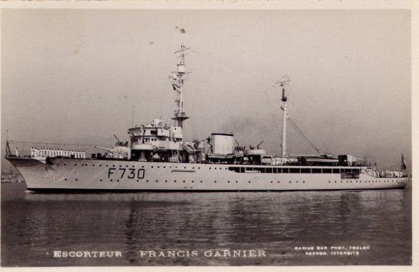 """""""Marine""""  -  Escorteur Francis Garnier"""