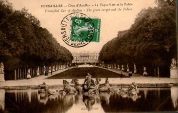 """""""Architecture"""" Châteaux  -  Versailles (I)"""