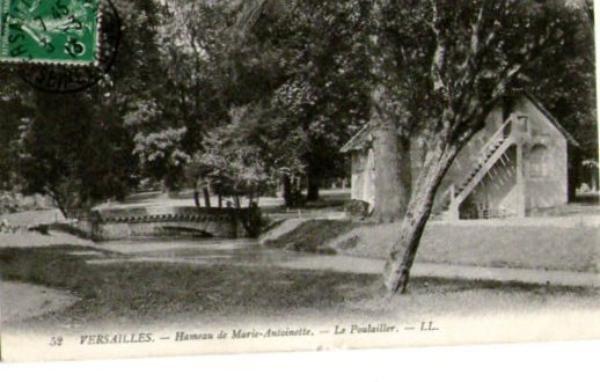 """""""Architecture"""" Châteaux  -  Versailles   (II)"""