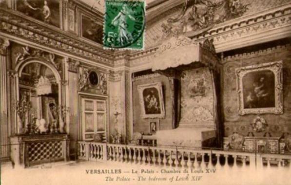 """""""Architecture"""" Châteaux  -  Versailles  (IV)"""