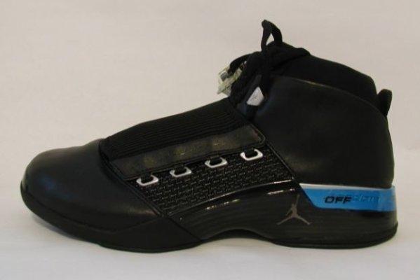 Air Jordan XVII (2001-02)