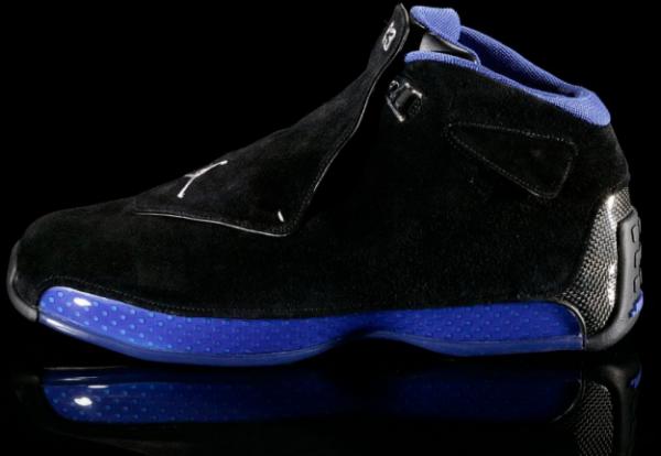 Air Jordan XVIII (2002-03)