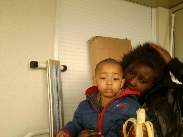moi et oncore mon neveu