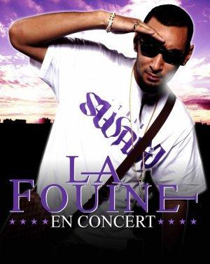 La Fouine!!