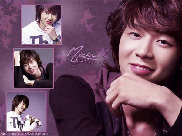 Happy Birthday Micky Yoochun