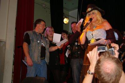 LEE AMBER JONES et ses musiciens en concert le 11/01/14 à ASNIERES SUR OISE (95)