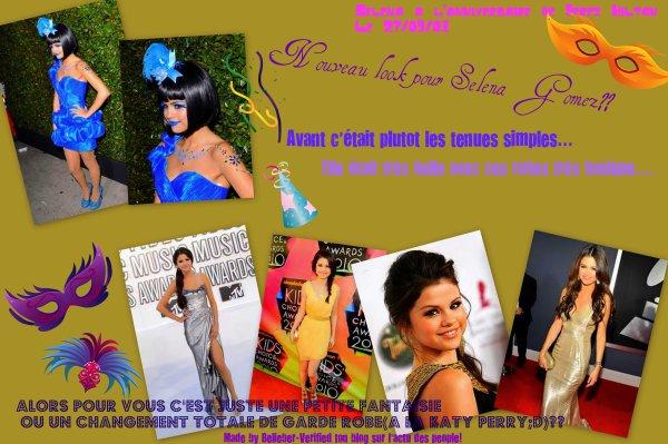 Un anniversaire chez Selena c'est..sérieux^^!