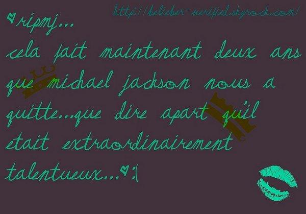 MICHAEL JACKSON FOREVER...