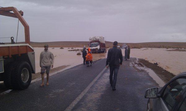 in sahara morocco