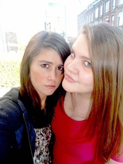 le 12/11/2011 moii et Elle <3