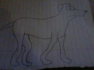 voila les tout promier dessin que j ais fait lol