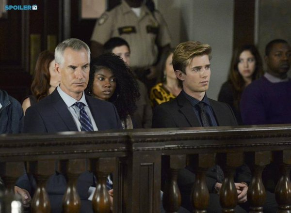 "PHOTOS PROMOS 5X23 "" THE MELODY LINGERS ON"" PART 4/5"