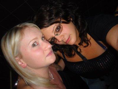 sabrina et moi