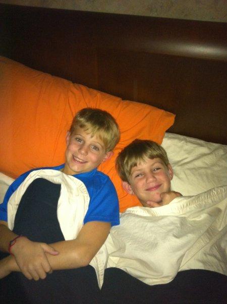MattyB and Jeebs