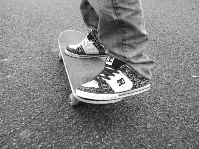 Mon skate