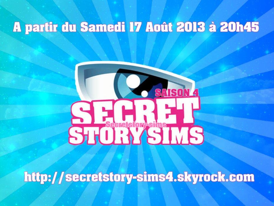 Secret Story Sims Saison 4