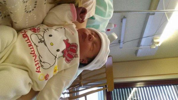 Ma fille est née ! :)