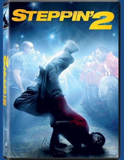 Steppin' 2 :  La compétition reprend le 6 octobre en DVD !