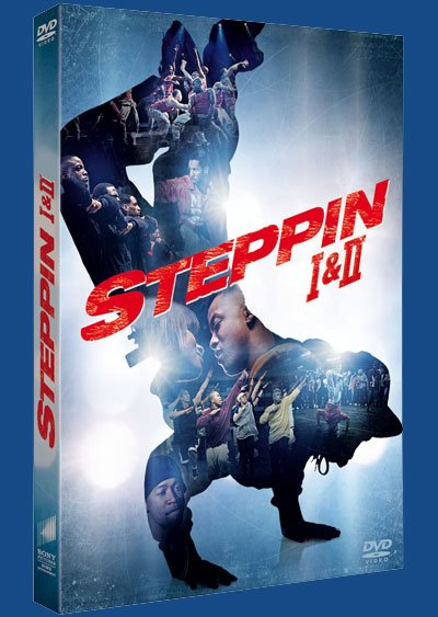 Coffret : Steppin' 1&2