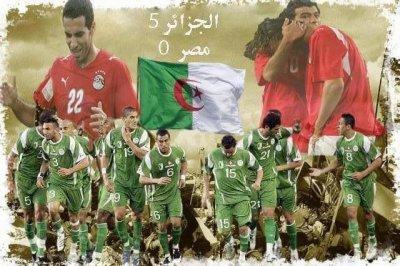 Vive Le Algerie