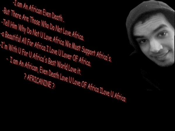 :D I ♥ AFRICA EVEN DEATH I ♥  :D