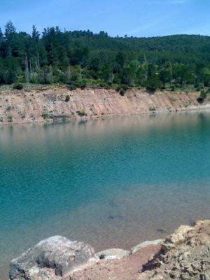 le lac de vins