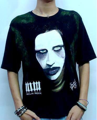 # 012 : Marilyn Manson.
