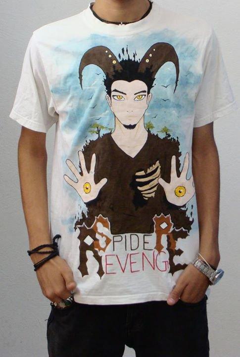 # 008 : Spider RevengE ``ADONiS``