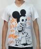 #005 : Dead Mickey Skull.