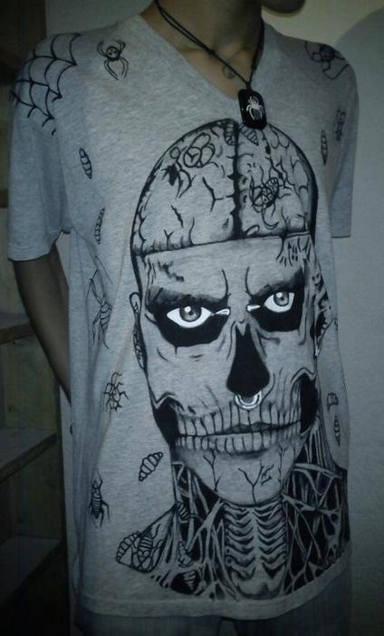 # 031 : Zombie Boy.