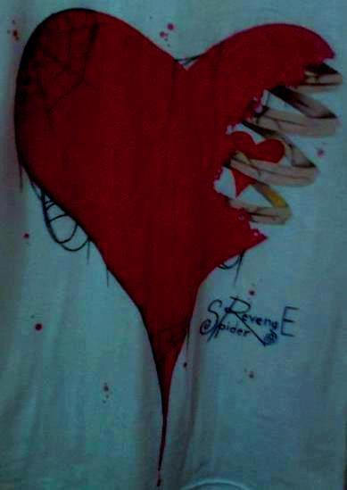 # 037 : Heart Skull. ``Lola``