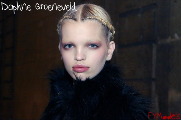 Photo of the Day Daphne Groeneveld after Valentino Haute Couture S/S 2011, Paris
