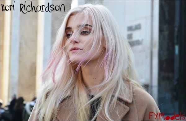 Photo of the Day Kori Richardson | Paris F/W2011.12 Fashion Week
