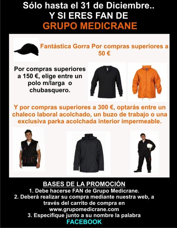 IMPORTANTES OFERTAS Y PROMOCIONES EN FACEBOOK!! SÍGUENOS...!!