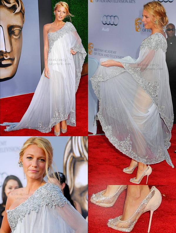 BAFTA Brits * Los Angeles 09 / 07 / 11