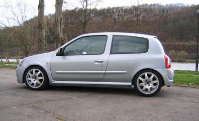 Clio Ii Rs Le Blog De La Clio Renault Sport