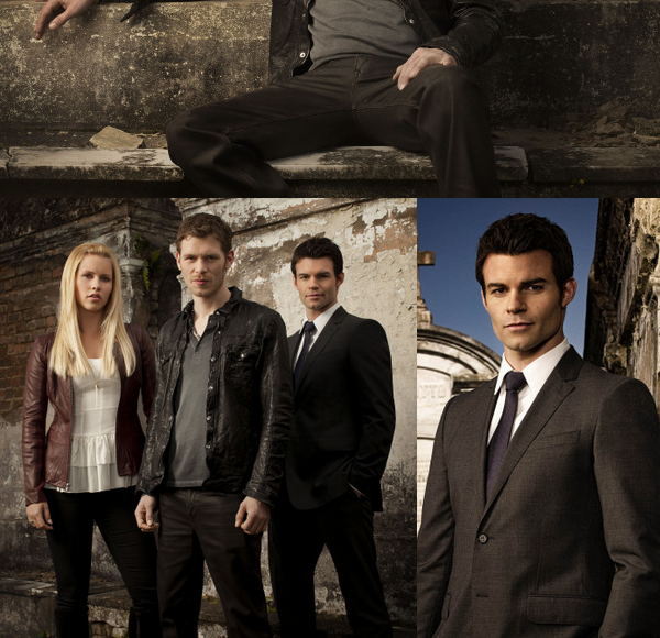 THE ORIGINALS __ Saison 1 _|_ Saison 2 _|_ ...