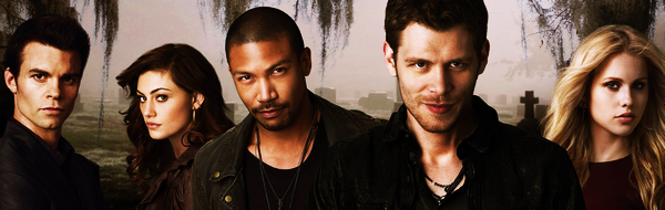 PERSONNAGES SECONDAIRES - The Originals
