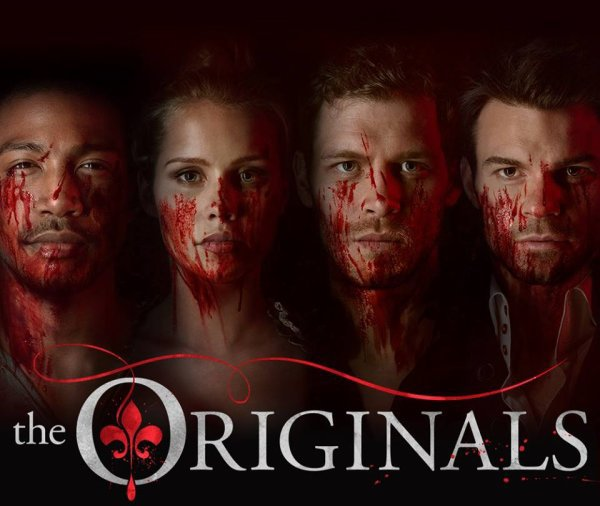 THE ORIGINALS __ Saison 1 _|_ Saison 2 _|_ Saison 3