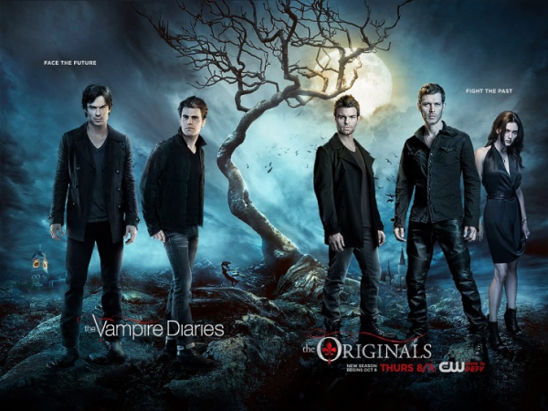 THE ORIGINALS __ Saison 1 _|_ Saison 2 _|_ Saison 1 _|